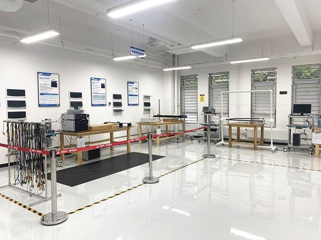 园区中小企业涉电产品公共检测服务平台发展迈向新台阶